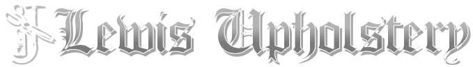 Lewis Upholstery Logo